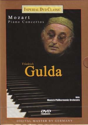 Friedrich Gulda Plays Mozart Piano Concerto