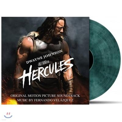 허큘리스 영화음악 (Hercules OST by Fernando Velazquez 페르난도 벨라스케스) [블루&블랙 컬러 2LP]
