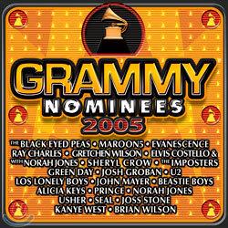 Grammy Nominees (그래미 노미니스) 2005