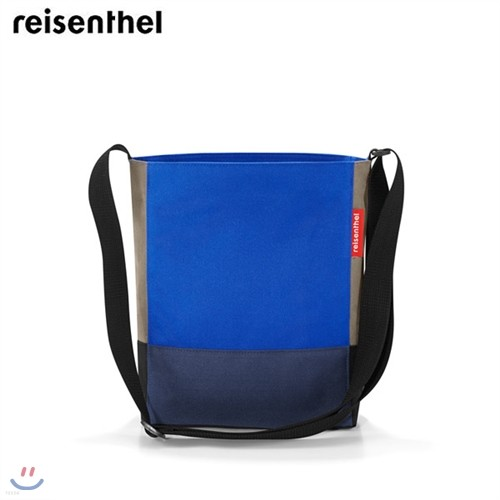 [라이젠탈] 숄더백 S(shoulder bag S patchwork royal bule / HY4036)