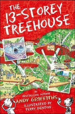 The 13-Storey Treehouse (영국판)
