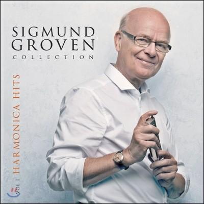 Sigmund Groven - Collection Vol.1: Harmonica Hits