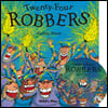[��ο�]Twenty-Four Robbers (Paperback & CD Set)