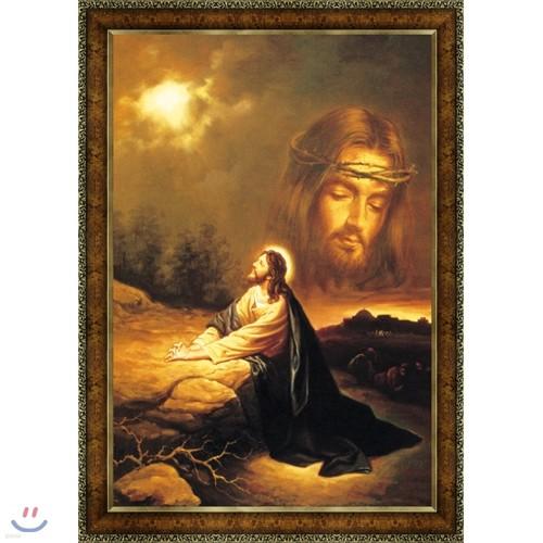 겟세마네의 기도 (1000조각/PLP1276/액자포함)