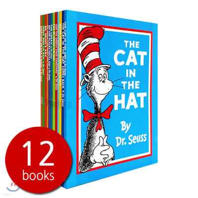 Dr. Seuss Big Book Collection In A Bag - 12 Books