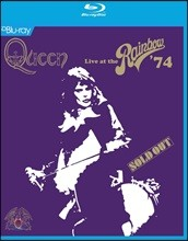 Queen - Live At The Rainbow '74 퀸 레인보우 라이브 [블루레이]