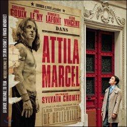 마담 프루스트의 비밀 정원 영화음악 (Attila Marcel OST by Sylvain Chomet & Franck Monbaylet)