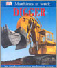 DK Machines At Work : Digger