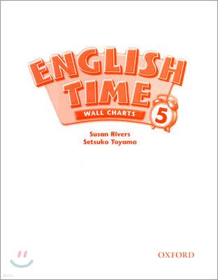 English Time 5 : Wall Charts