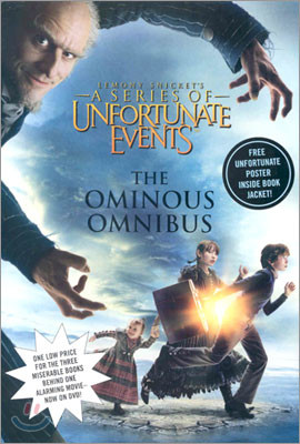A Series of Unfortunate Events : The Ominous Omnibus(Book1-3)