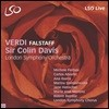 Verdi : Falstaff : Sir Colin Davis