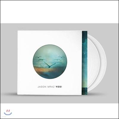 Jason Mraz - Yes! 제이슨 므라즈 5집 [화이트 컬러 2LP+CD]