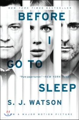 Before I Go to Sleep (Movie Tie In)