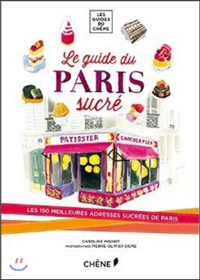 Le guide du Paris sucre
