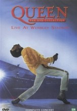 Queen Live Wembley