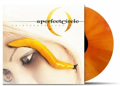 A Perfect Circle - Thirteenth Step [옐로우&레드 컬러 바이닐 LP]