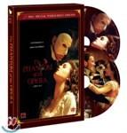 오페라의 유령 SE Dts (2Disc, 2004)+통 포스터