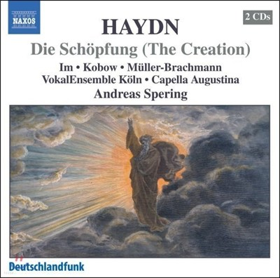 임선혜 / Andreas Spering 하이든: 천지 창조 (Haydn: Die Schopfung (The Creation))