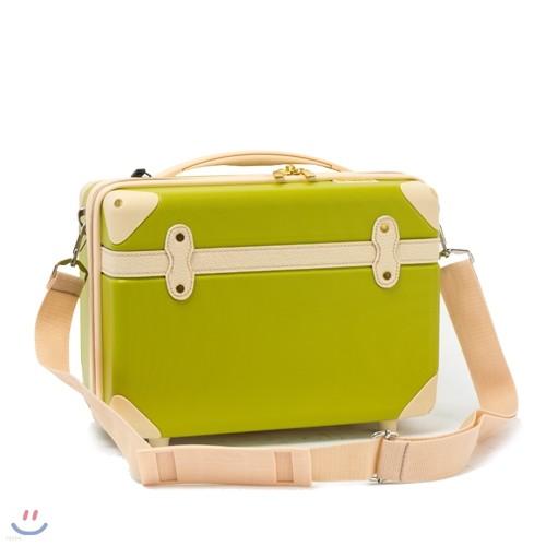 [EDDAS]에다스 EV-501 12인치 그린 코스메틱가방 기내용 보조가방 여행용캐리어 여행가방