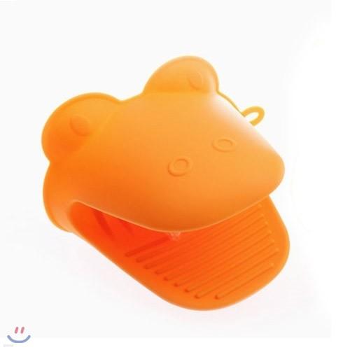 주방 실리콘 크로커 냄비 후라이팬 안전 손잡이 아이디어