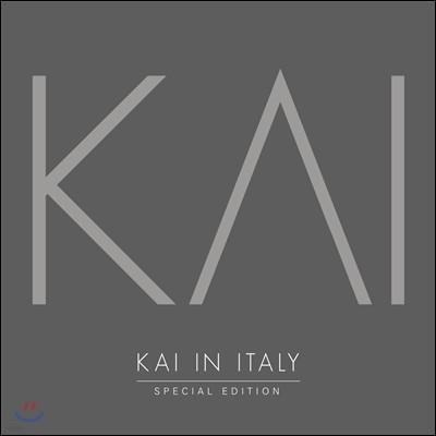 카이 (Kai) 2집 - KAI in ITALY [스페셜반]