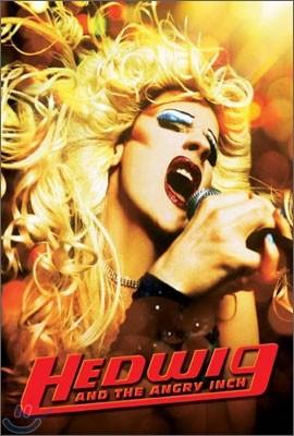 [단독특가] Hedwig And The Angry Inch (영화 헤드윅) DVD + OST 합본 디지팩