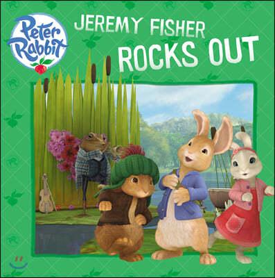 Peter Rabbit Animation: Jeremy Fisher Rocks Out