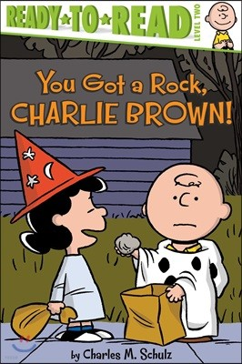 You Got a Rock, Charlie Brown!