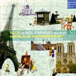 하이든 : 파리 교향곡집 - 니콜라우스 아르농쿠르