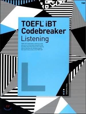 TOEFL® iBT Codebreaker Listening Intermediate
