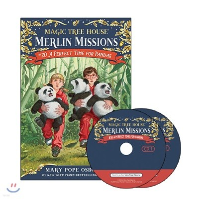 Merlin Mission #20 : A Perfect Time for Pandas
