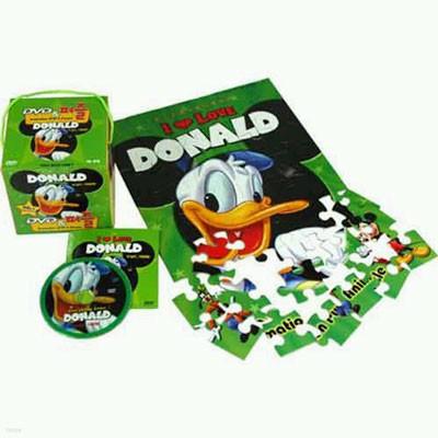 도날드, 사랑해!+도날드 48조각퍼즐