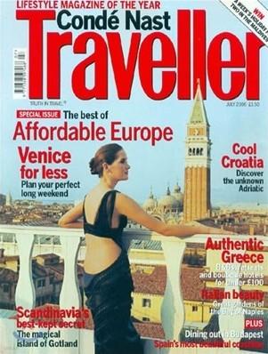 [정기구독] Conde Nast Traveller UK (월간)