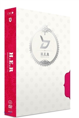 블락비 (Block B) H.E.R Music Story DVD