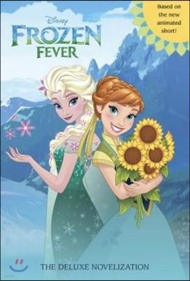 Frozen Fever Junior Novelization