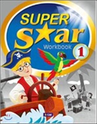 Super Star Workbook 1
