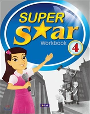 Super Star Workbook 4
