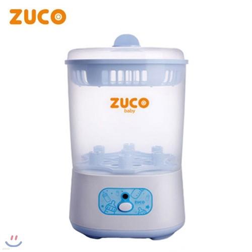 주코 카리온 고온 스팀살균 젖병소독기 ZL-L3-200N ( 무독성 플라스틱 . 7개 동시 소독 )