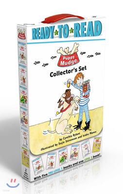 Puppy Mudge Collector's Set: Puppy Mudge Finds a Friend; Puppy Mudge Has a Snack; Puppy Mudge Loves His Blanket; Puppy Mudge Takes a Bath; Puppy Mu