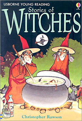 Usborne Young Reading Level 1-26 : Stories of Witches