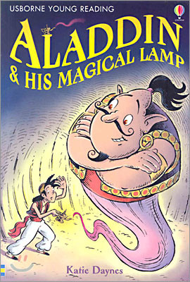 Usborne Young Reading Level 1-02 : Aladdin & His Magical Lamp