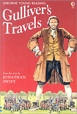 Usborne Young Reading Level 2-10 : Gulliver's Travels