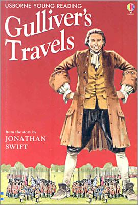 Usborne Young Reading Level 2-10 : Gulliver's Travels