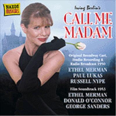 O.S.T. (Irving Berlin) - Call Me Madam (Original Broadway Cast) (Studio Recording) (1950)
