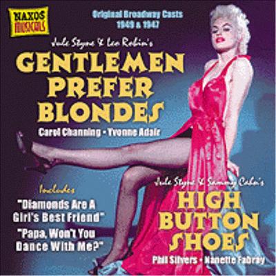 O.S.T. - Gentleman Prefer Blondes / High Button Shoes (Original Broadway Cast)
