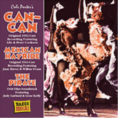 O.S.T. (Cole Porter) - Can-Can / Mexican Hayride (Original Broadway Cast) (1953, 1944)