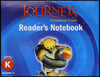 HB-Journeys: Common Core Reader's Notebook Consumable: Vol.1 GK