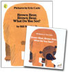 [��ο�]Brown Bear, Brown Bear, What Do You See? (Paperback & CD Set)