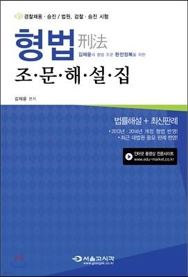 2015 형법 조문해설집