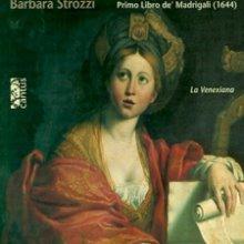 [수입] 스트로치  : 마드리갈 1권 /Barbara Strozzi - PRIMO LIBRO DE' MADRIGALI